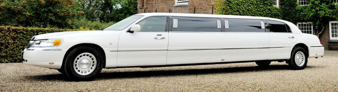 Lincoln stretched limousine huren Utrecht meer informatie